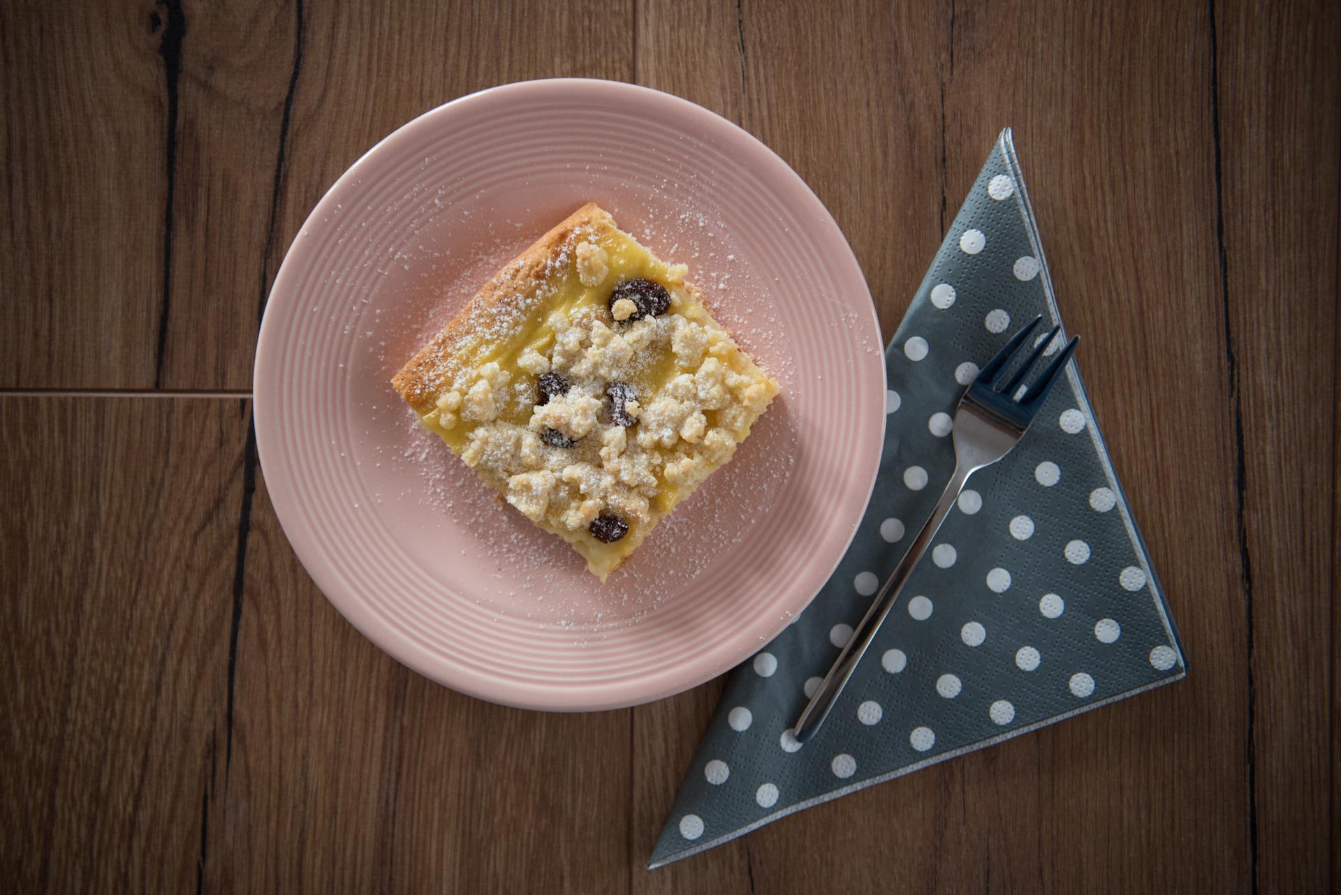 Kuchen streusel ohne butter