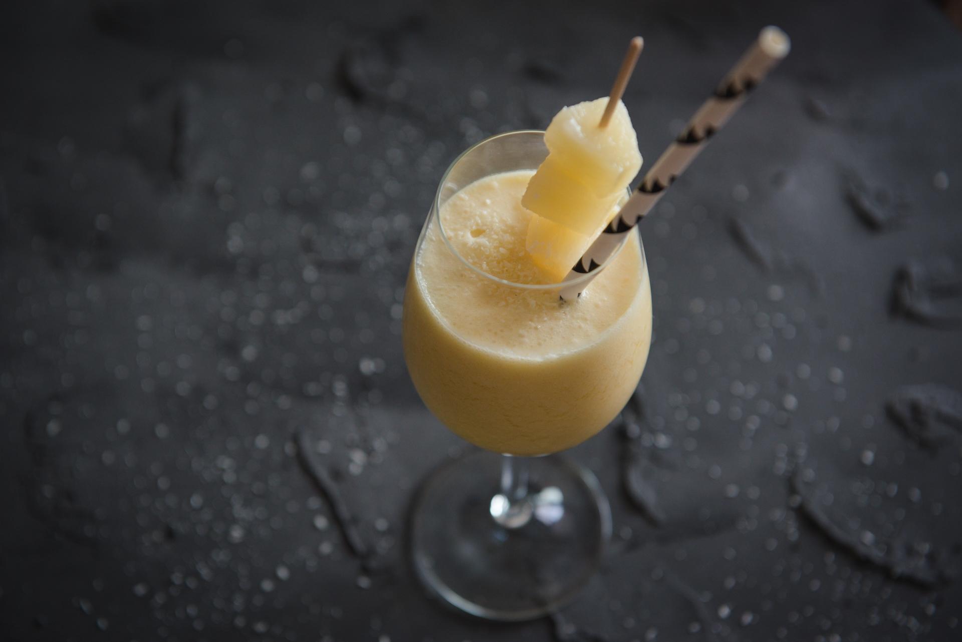Pina Colada Alkoholfreier Cocktail Aus Dem Thermomix Elegant